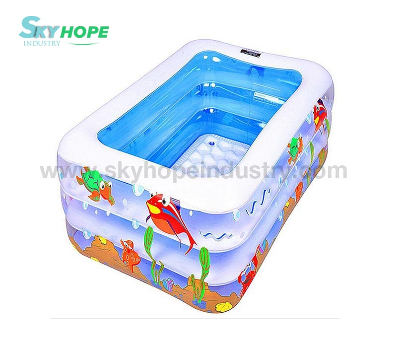 Inflatable Swimming Pools