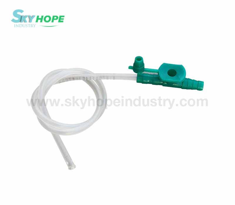 Disposable gastrointestinal tube