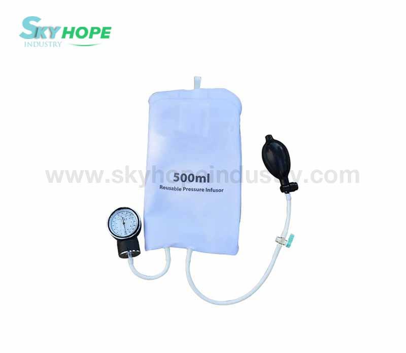Infusion pressure bag