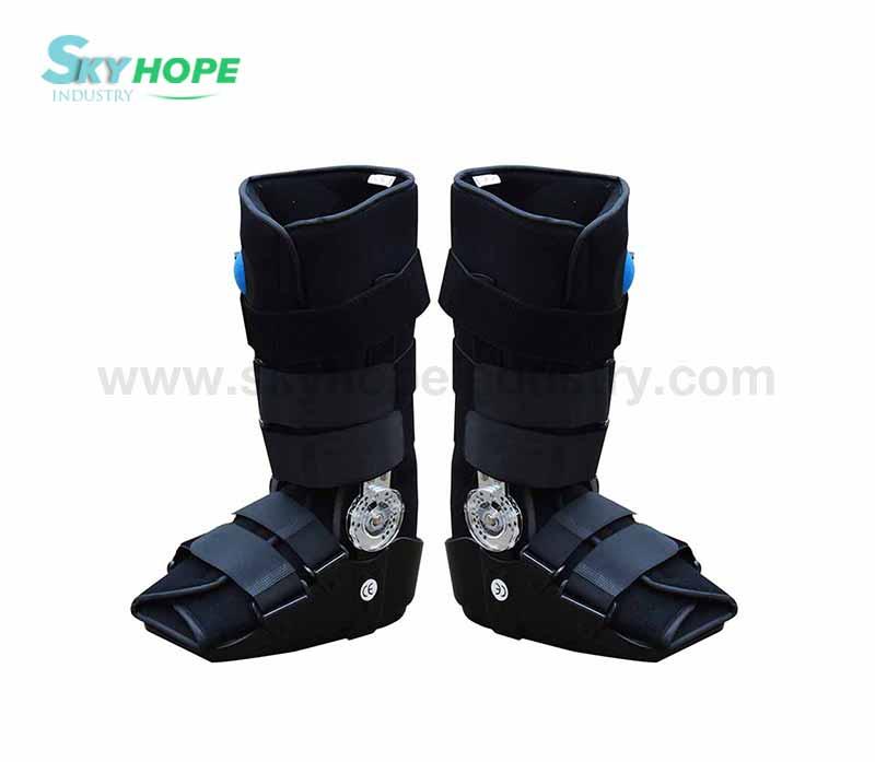 Adjustable walker brace/walking boots/ankle boots