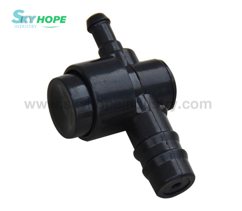 Air Release Valve With Push Button