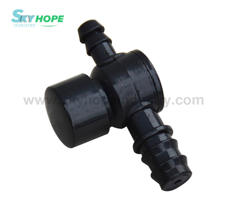Push Button Plastic Air Release Valve