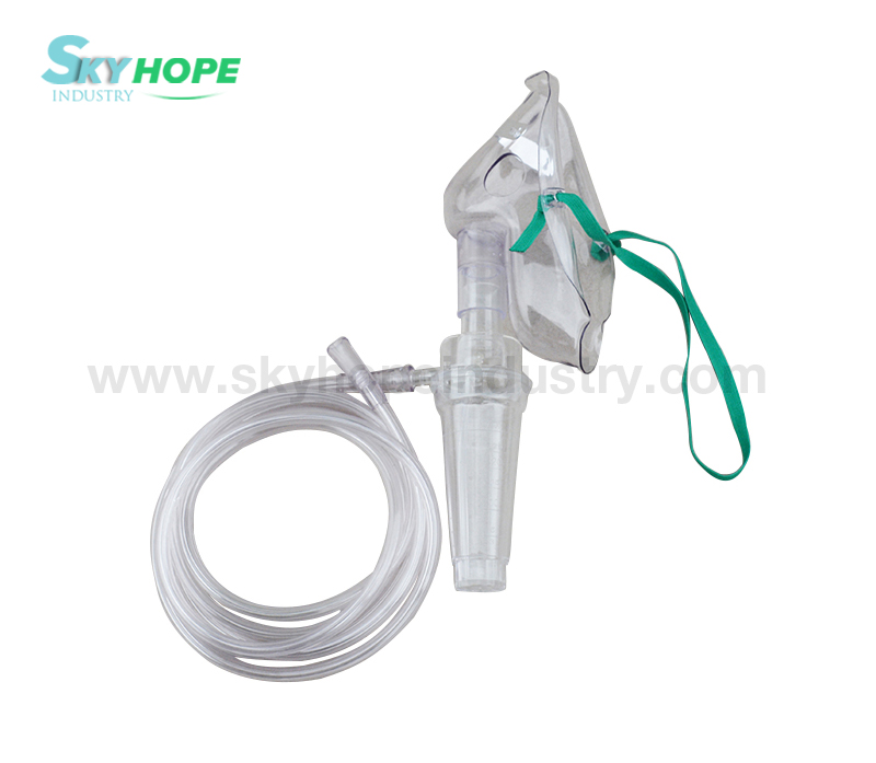 Disposable oxygen masks