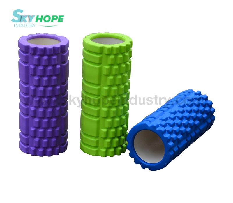 Hollow Yoga Pillar