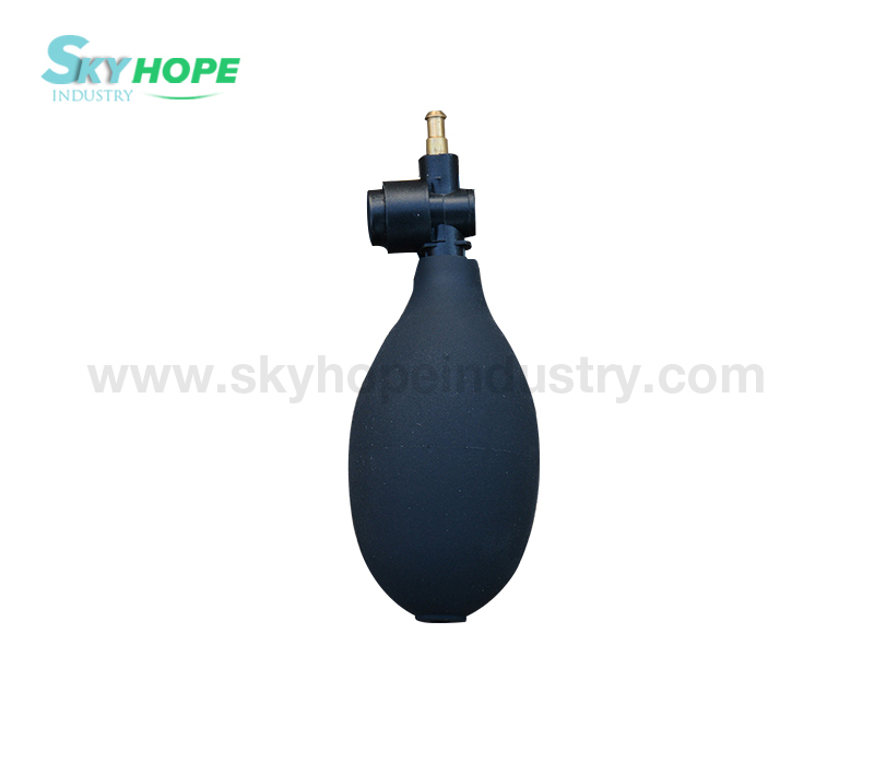 Inflation Bulb With Air Release Valve