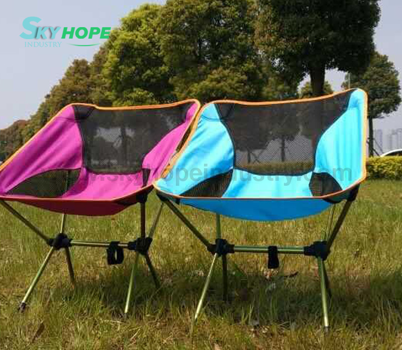 Carries Foldable Camp Chair, Stuck-slip-proof Feet, Super Comfort Ultra light Heavy Duty